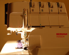 bernina serger